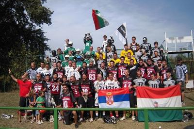 Picture of (most of) participants of Belgrade tournament 2012