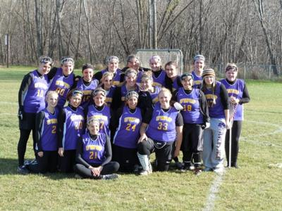UWSP Women's Lacrosse Team